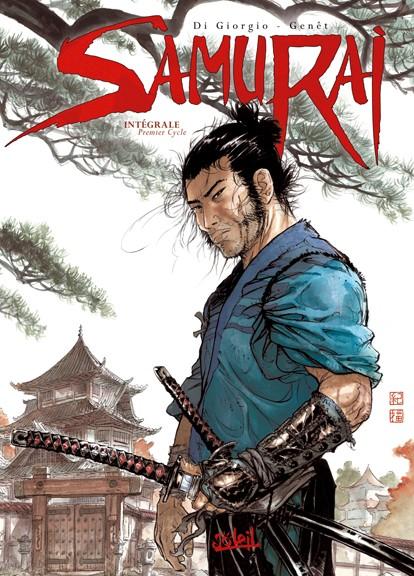 Couverture de Samurai -INT1- Intégrale Premier cycle