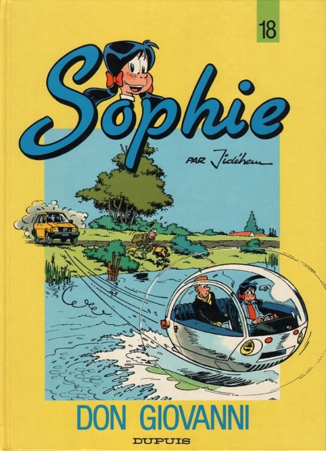 Couverture de Sophie (Jidéhem) -18- Don Giovanni