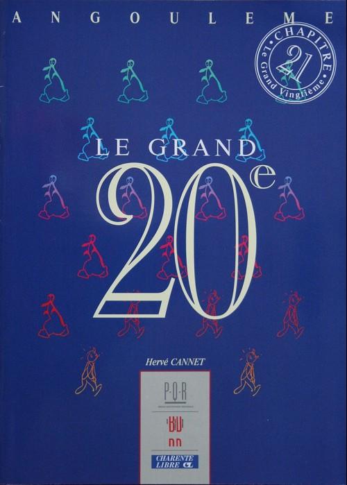 Couverture de (DOC) Études et essais divers -5- Angoulême le Grand 20e : chapitre 21