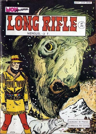 Couverture de Long Rifle -20- Voyage au bout de l'enfer