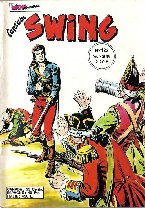 Couverture de Capt'ain Swing! (1re série) -125- L'informateur