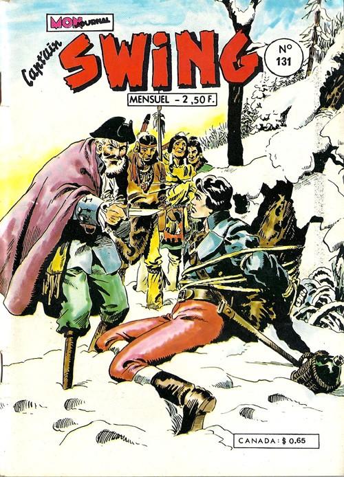 Couverture de Capt'ain Swing! (1re série) -131- Le secret du manchot