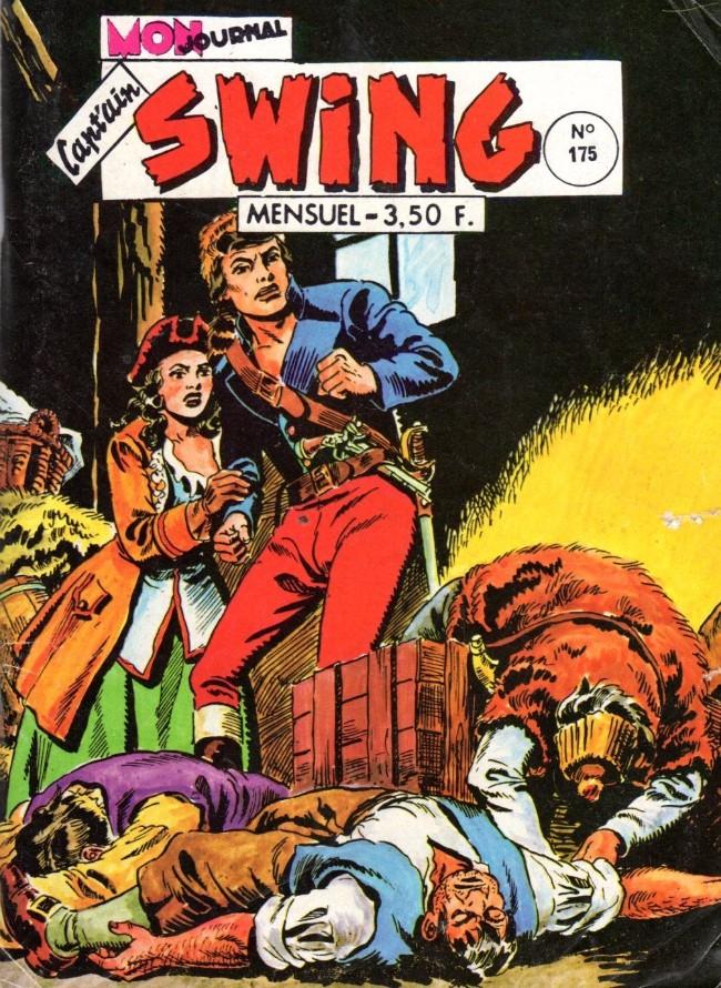 Couverture de Capt'ain Swing! (1re série) -175- La fille de l'assassin