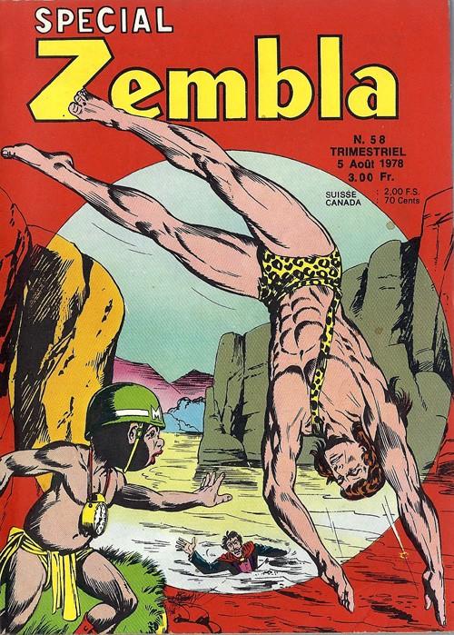 Couverture de Zembla (Spécial) -58- Numéro 58
