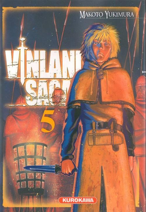 Couverture de Vinland Saga -5- Tome 5
