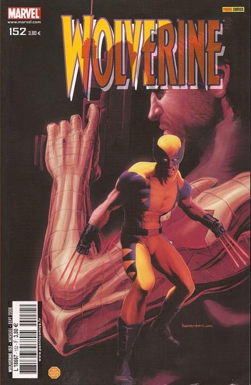 Couverture de Wolverine (Marvel France 1re série) (1997) -152- Origines et dénouements (3)