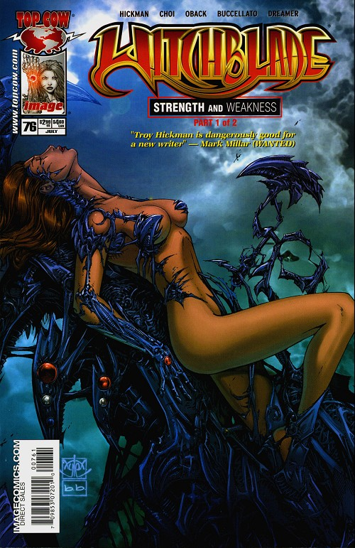 Couverture de Witchblade (1995) -76- Witchblade 76