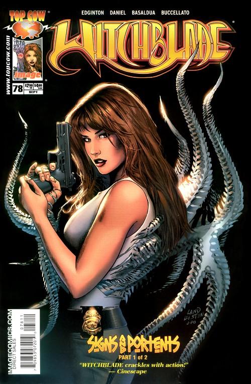 Couverture de Witchblade (1995) -78- Witchblade 78