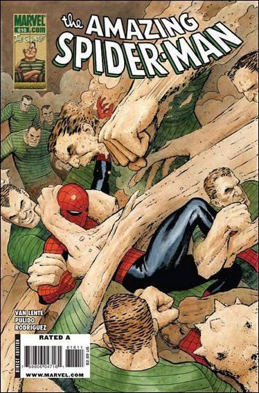 Couverture de Amazing Spider-Man (The) Vol.2 (Marvel comics - 1999) -616- Keemia's castle part 2