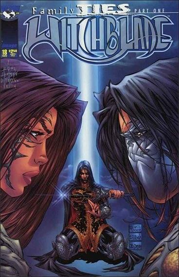 Couverture de Witchblade (1995) -18- Family ties part 1
