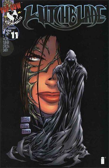 Couverture de Witchblade (1995) -11- No title