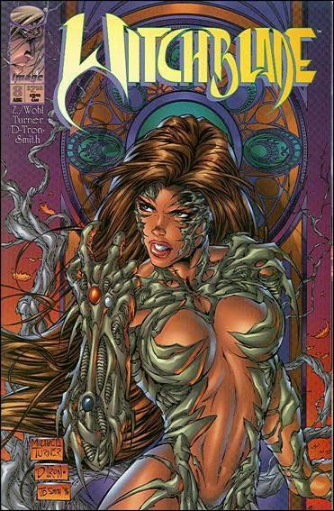 Couverture de Witchblade (1995) -8- No title