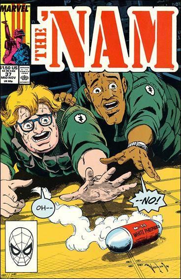 Couverture de Nam (The) (1986) -37- Colorblind