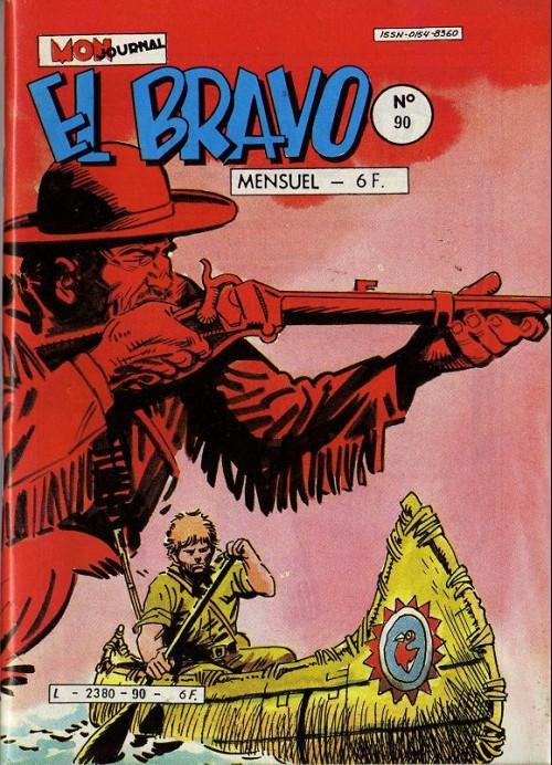 Couverture de El Bravo (Mon Journal) -90- Le