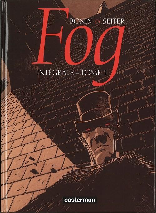 Couverture de Fog -INT1- Intégrale - Tome 1