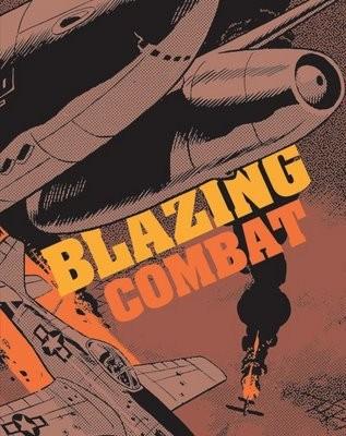 Couverture de Blazing Combat