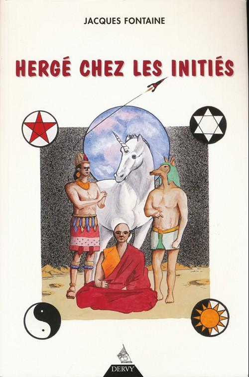 Couverture de (AUT) Hergé -73- Hergé chez les initiés