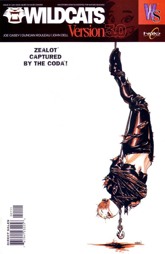 Couverture de Wildcats Version 3.0 (2002) -21- The archduke is dead