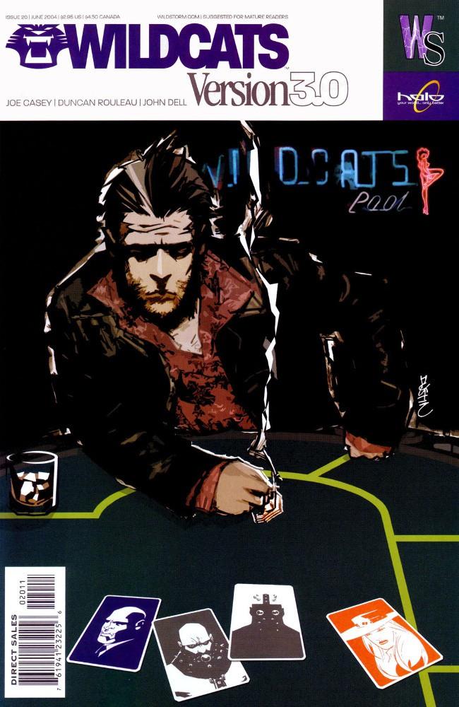 Couverture de Wildcats Version 3.0 (2002) -20- ... 'round the world
