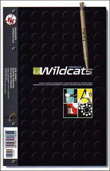 Couverture de Wildcats Version 3.0 (2002) -12- Level one effect