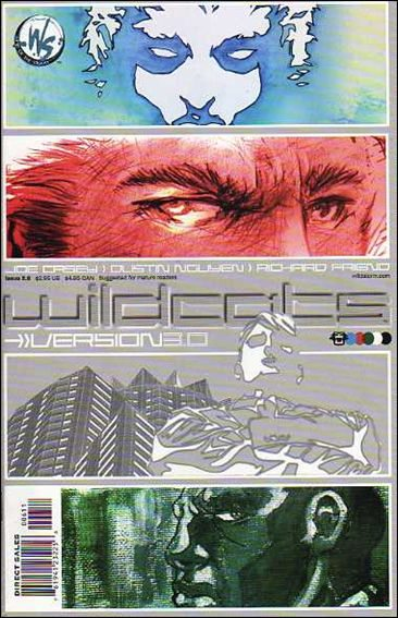 Couverture de Wildcats Version 3.0 (2002) -6- A month in a life