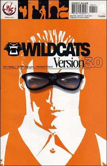 Couverture de Wildcats Version 3.0 (2002) -4- Pearl necklace
