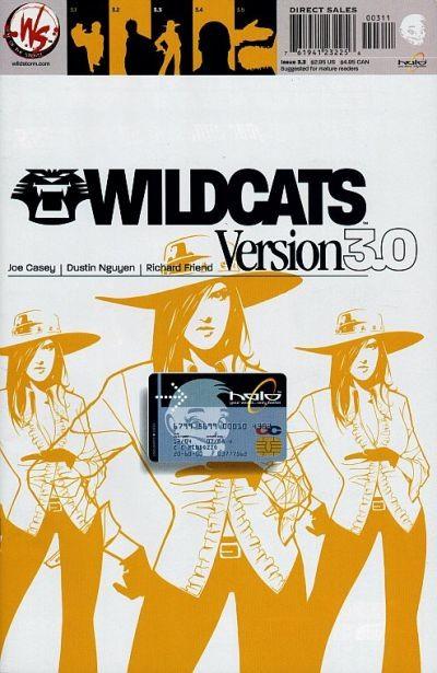 Couverture de Wildcats Version 3.0 (2002) -3- Chrysalis & counting