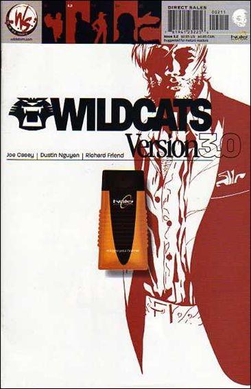 Couverture de Wildcats Version 3.0 (2002) -2- Tyranny in minor key
