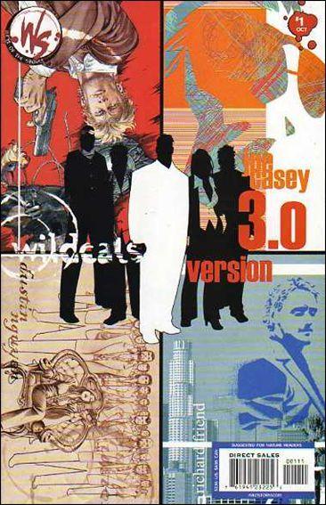 Couverture de Wildcats Version 3.0 (2002) -1- Brand building