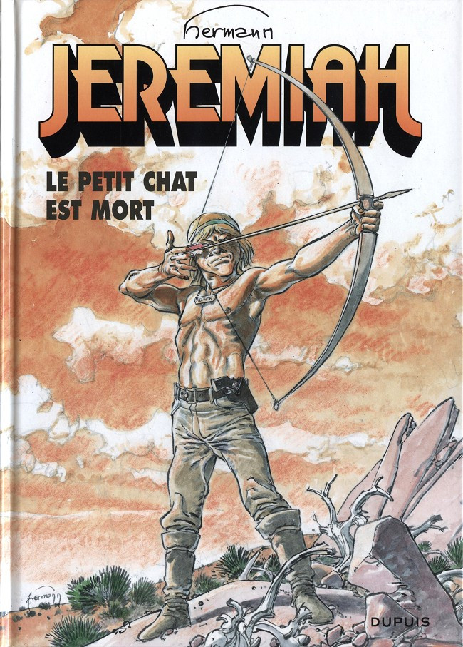 Couverture de Jeremiah -29- Le petit chat est mort