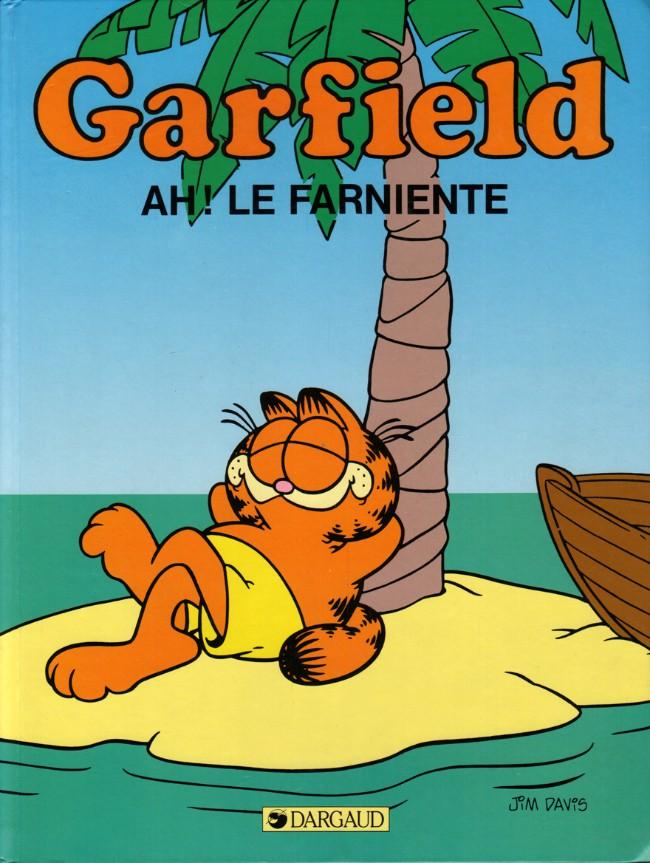 Couverture de Garfield -11- Ah ! le farniente