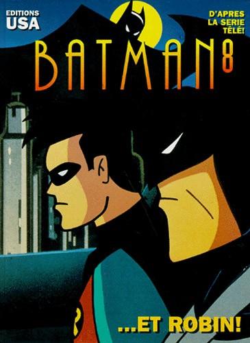 Batman dessin anim 8 batman et robin - Image de batman et robin ...