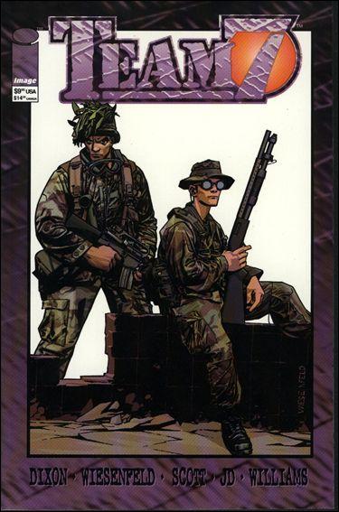 Couverture de Team 7 (1994) -INT- Team 7