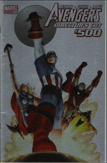 Couverture de Avengers Vol. 1 (Marvel Comics - 1963) -500a- Chaos part 1