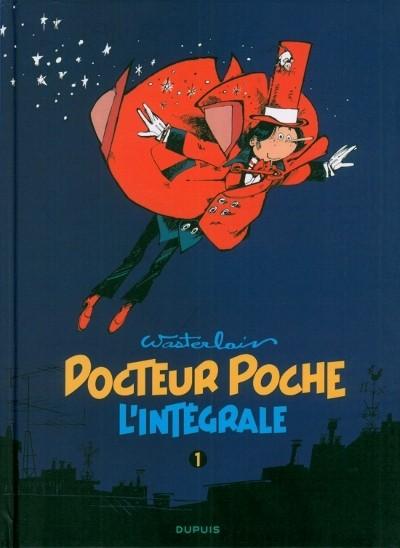 Couverture de Docteur Poche -INT1- 1976-1980