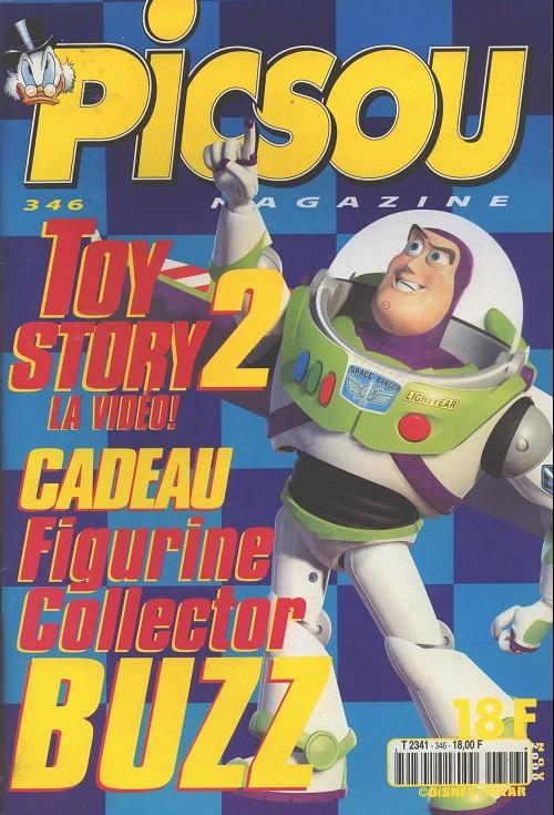 Couverture de Picsou Magazine -346- Picsou Magazine N°346