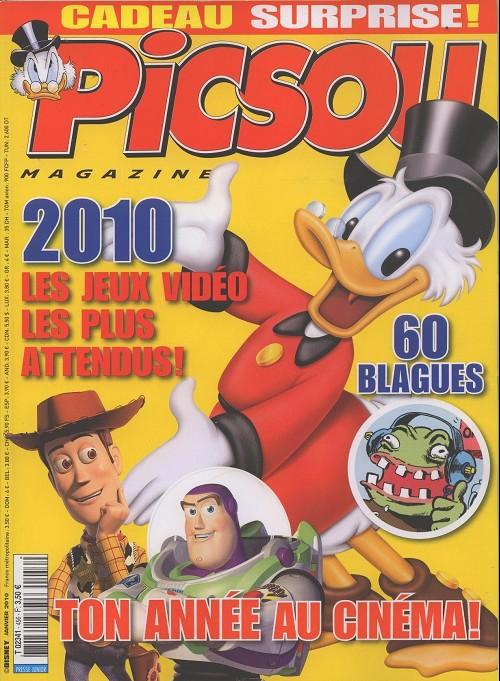 Couverture de Picsou Magazine -456- Picsou Magazine N°456