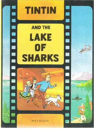 Couverture de Tintin (The Adventures of) -C3- Tintin and the Lake of Sharks