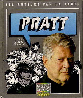 Couverture de (AUT) Pratt, Hugo - Pratt