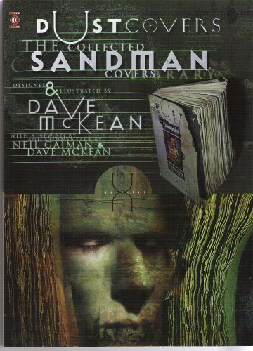 Couverture de Sandman (The) (1989) - HS- Dustcovers - The collected Sandman covers