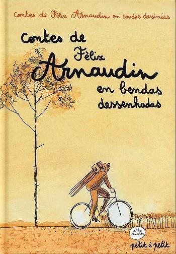 Couverture de Poèmes en bandes dessinées - Contes de Félix Arnaudin en bendas dessenhadas