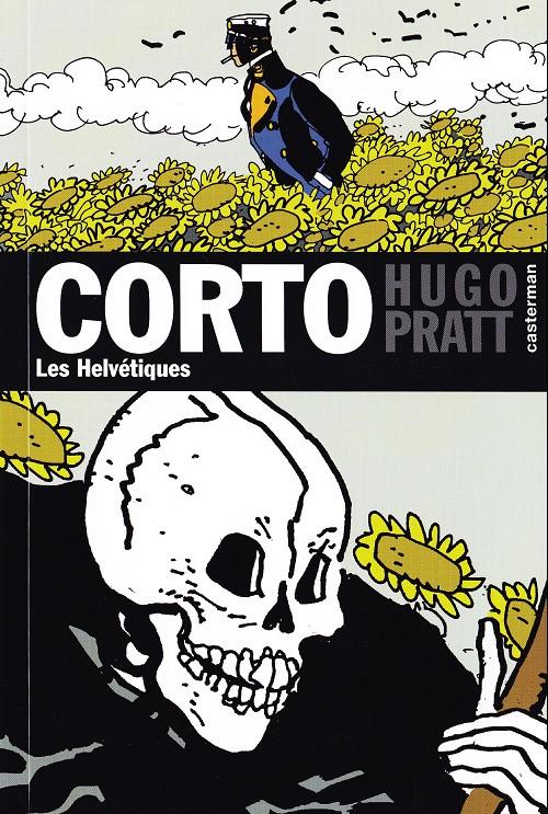 Couverture de Corto (Casterman chronologique) -28- Les Helvétiques