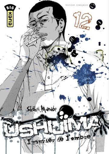 Couverture de Ushijima - L'usurier de l'ombre -12- Tome 12