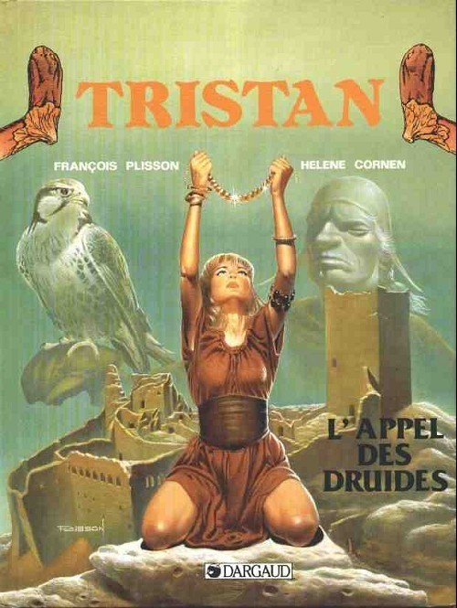 Tristan le Ménestrel - les 7 tomes