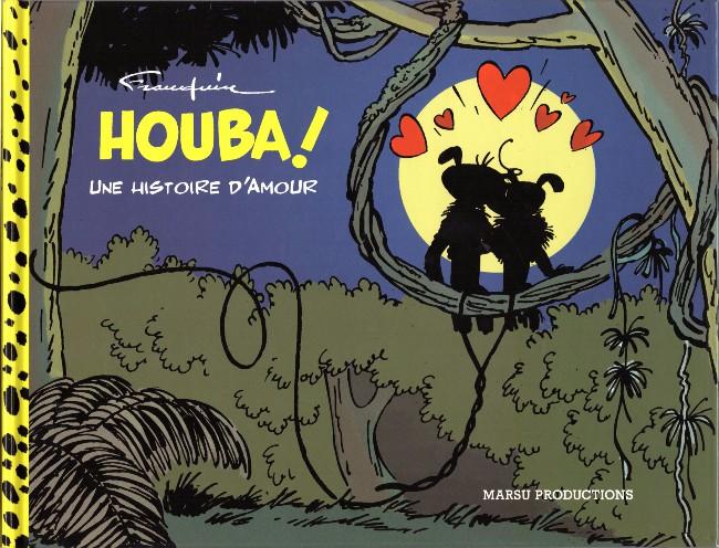 Couverture de Marsupilami -HS- Houba ! une histoire d'amour