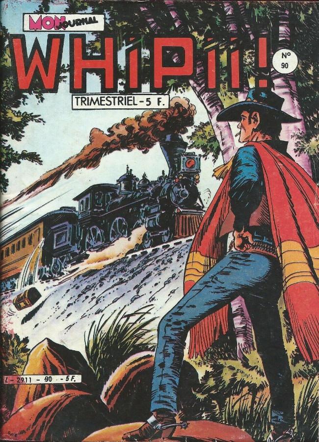 Couverture de Whipii ! (Panter Black, Whipee ! puis) -90- Numéro 90