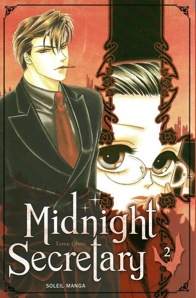 Midnight secretary (Tome 1) sur Bookys