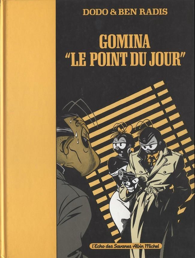 Couverture de Gomina -2- Le point du jour