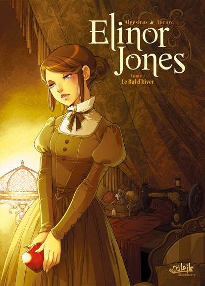 Couverture de Elinor Jones -1- Le Bal d'hiver
