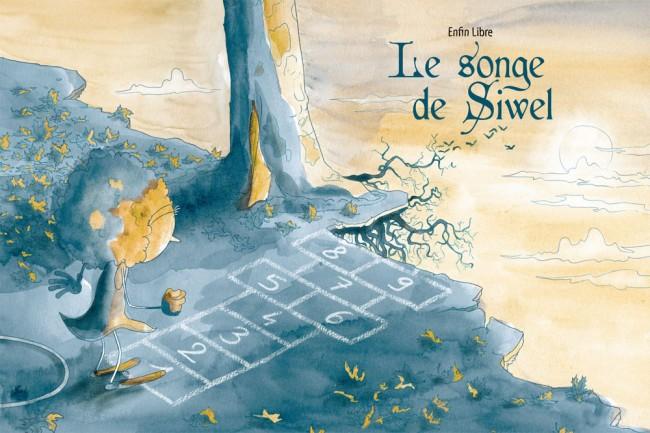 Couverture de Le songe de Siwel